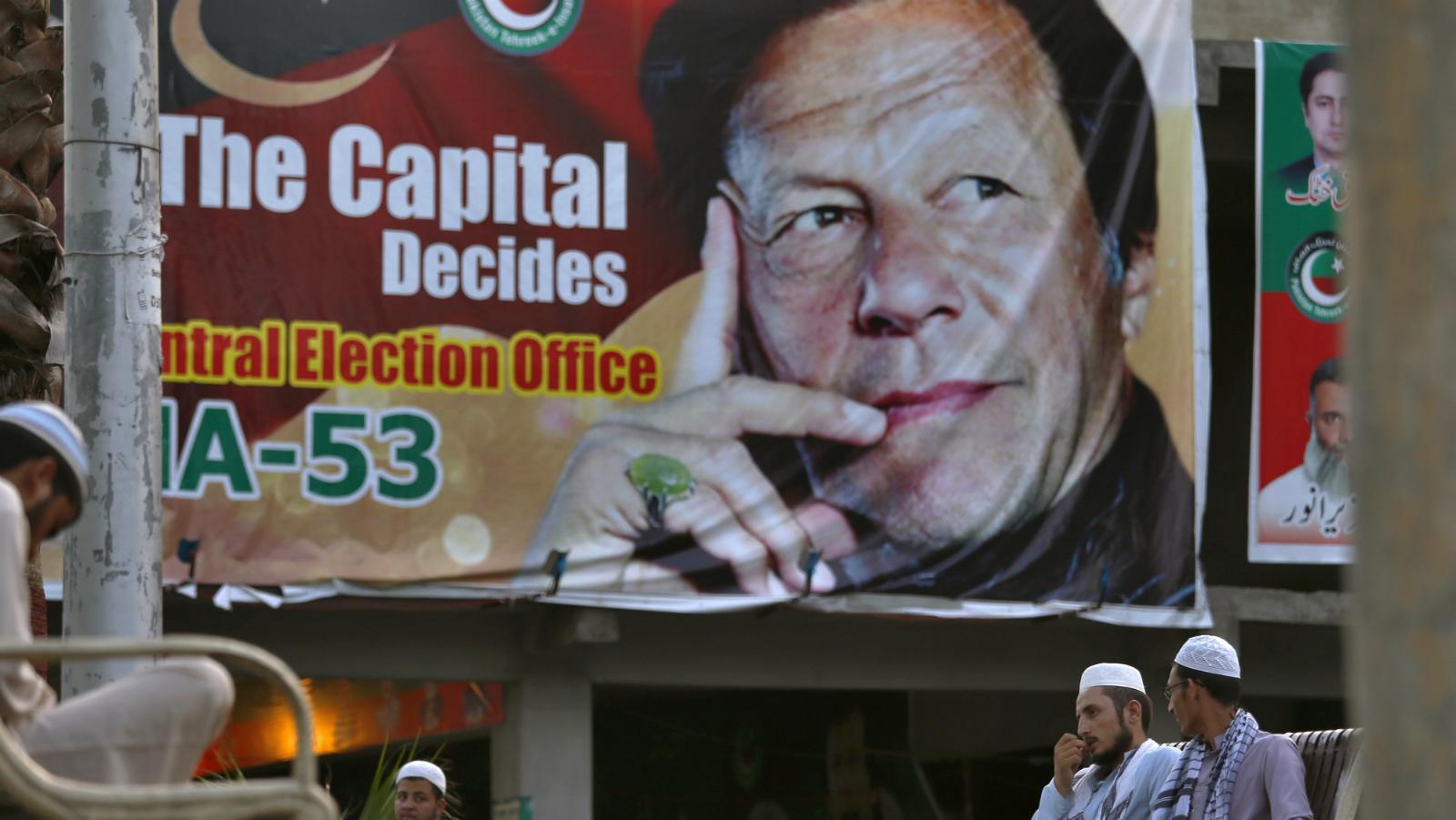 Pakistan-Imran Khan
