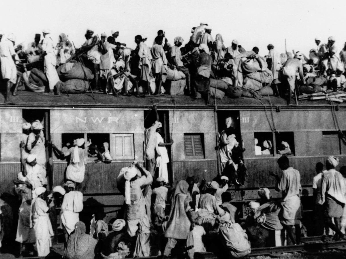 Khushwant Singh recalls Lahore before India's 1947 partition