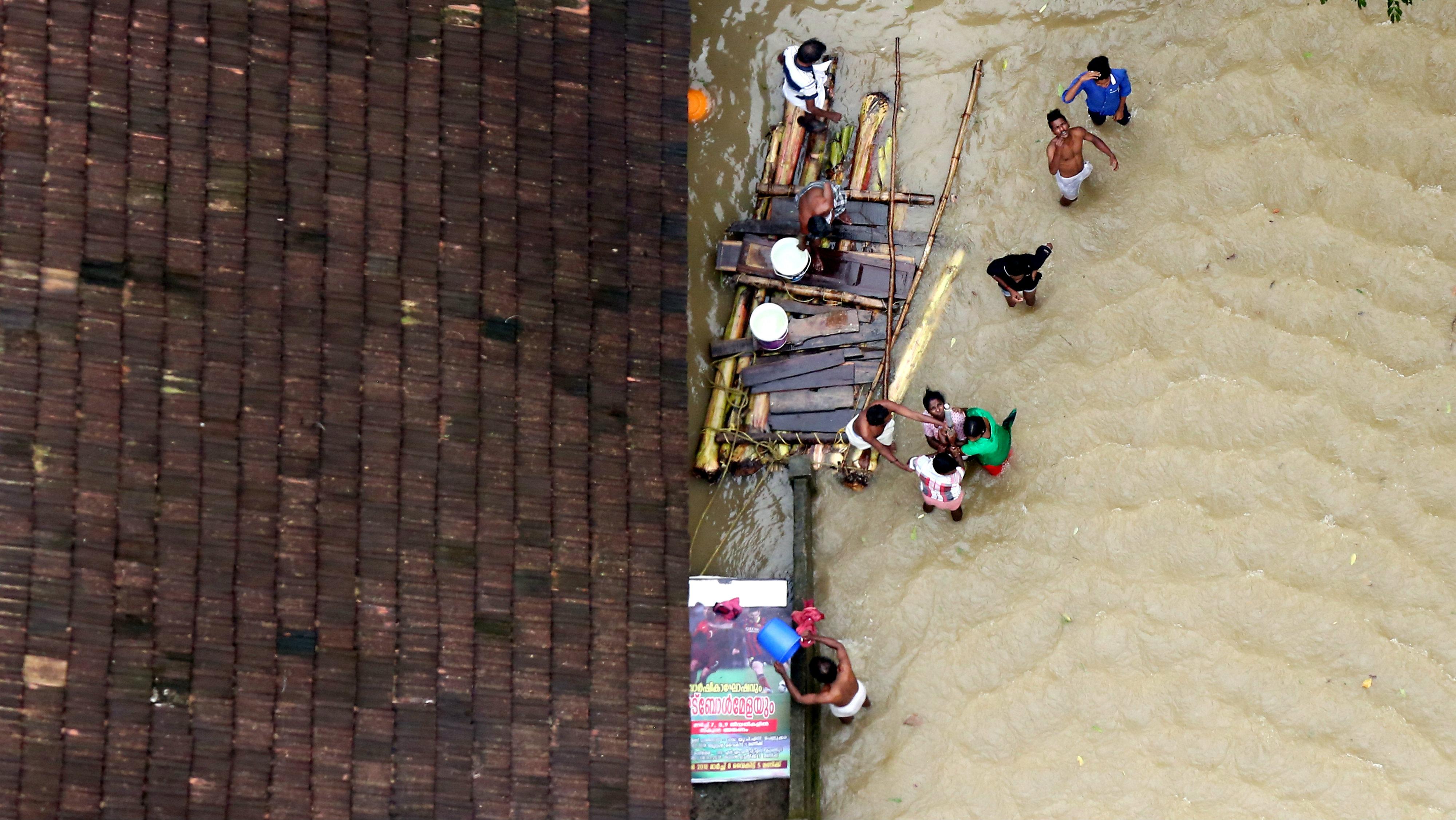 essay flood victims