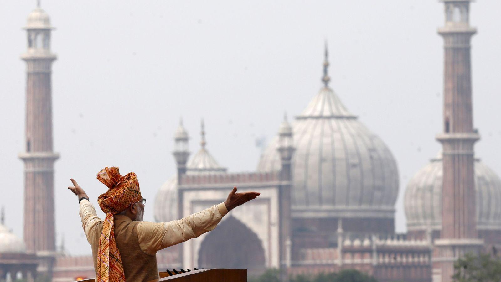 India-Modi-independence