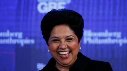 PepsiCo CEO Indra Nooyi faced the pressure to get married at 18