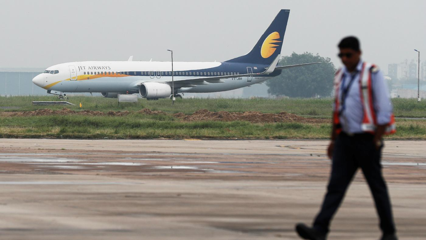 A timeline of how things went from bad to worse for Jet Airways