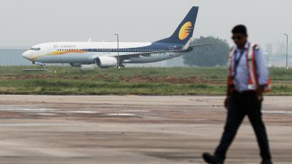 Jet Airways results.