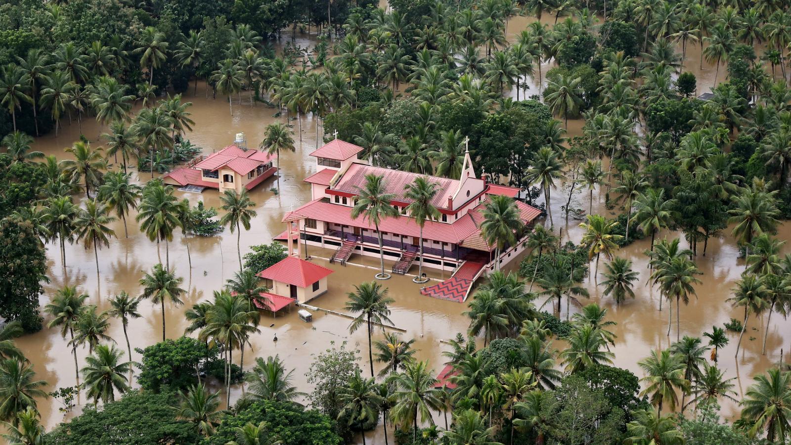 India-Disaster-Kerala