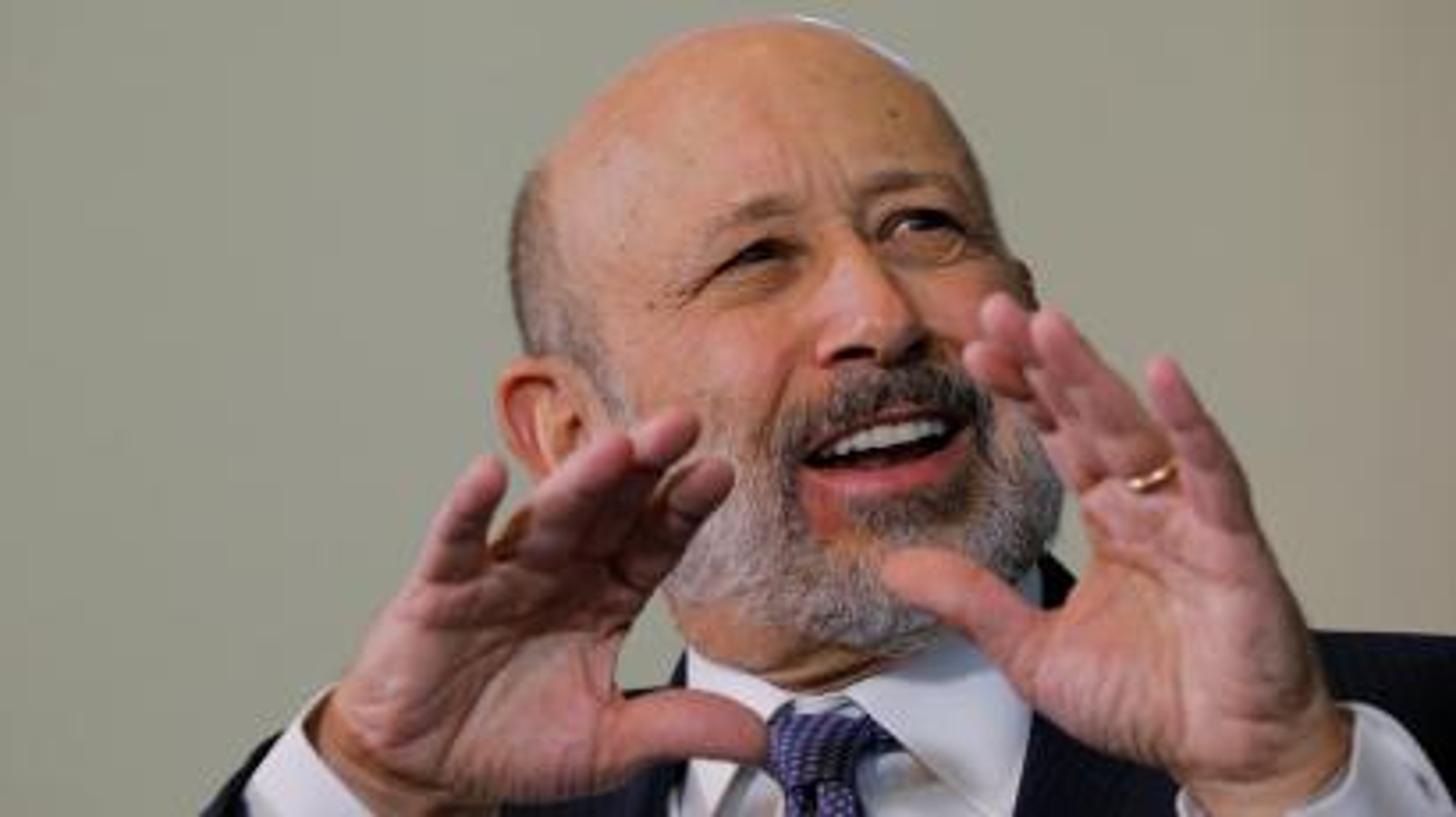 Goldman Sachs Ceo Lloyd Blankfein S Advice To Interns On How Build A Successful Career