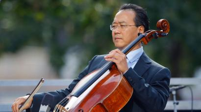CultureinAction: Yo-Yo Ma explains the relationship of culture and