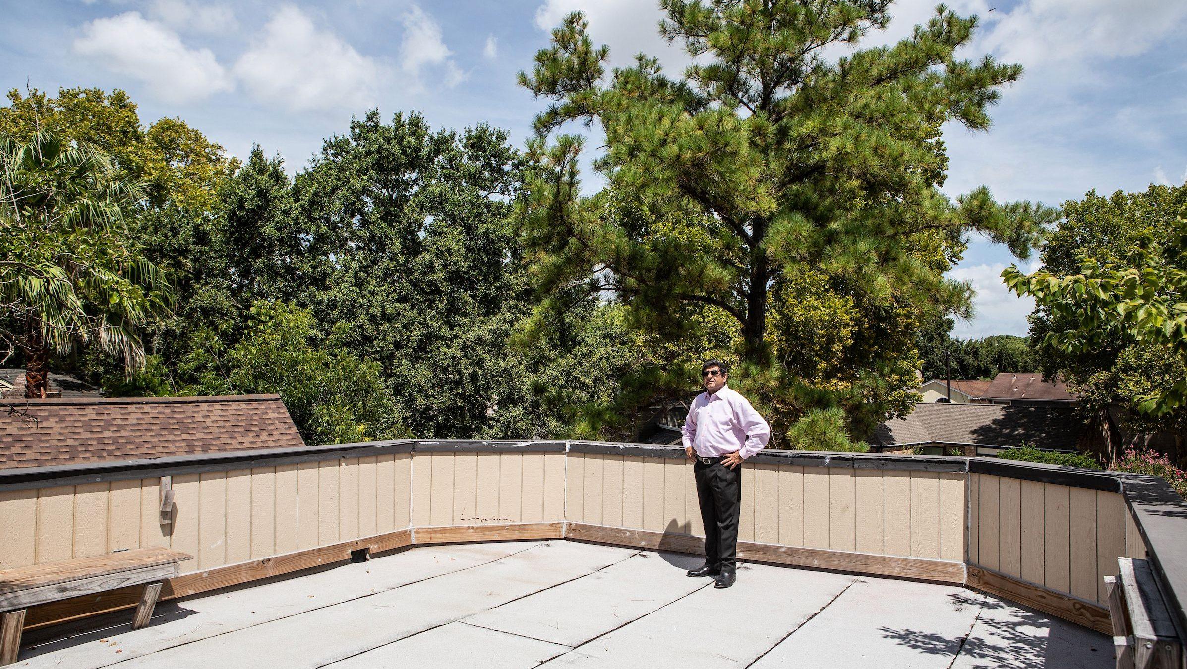 Hurricane Harvey: Houston man spent $100K on flood prevention — Quartz