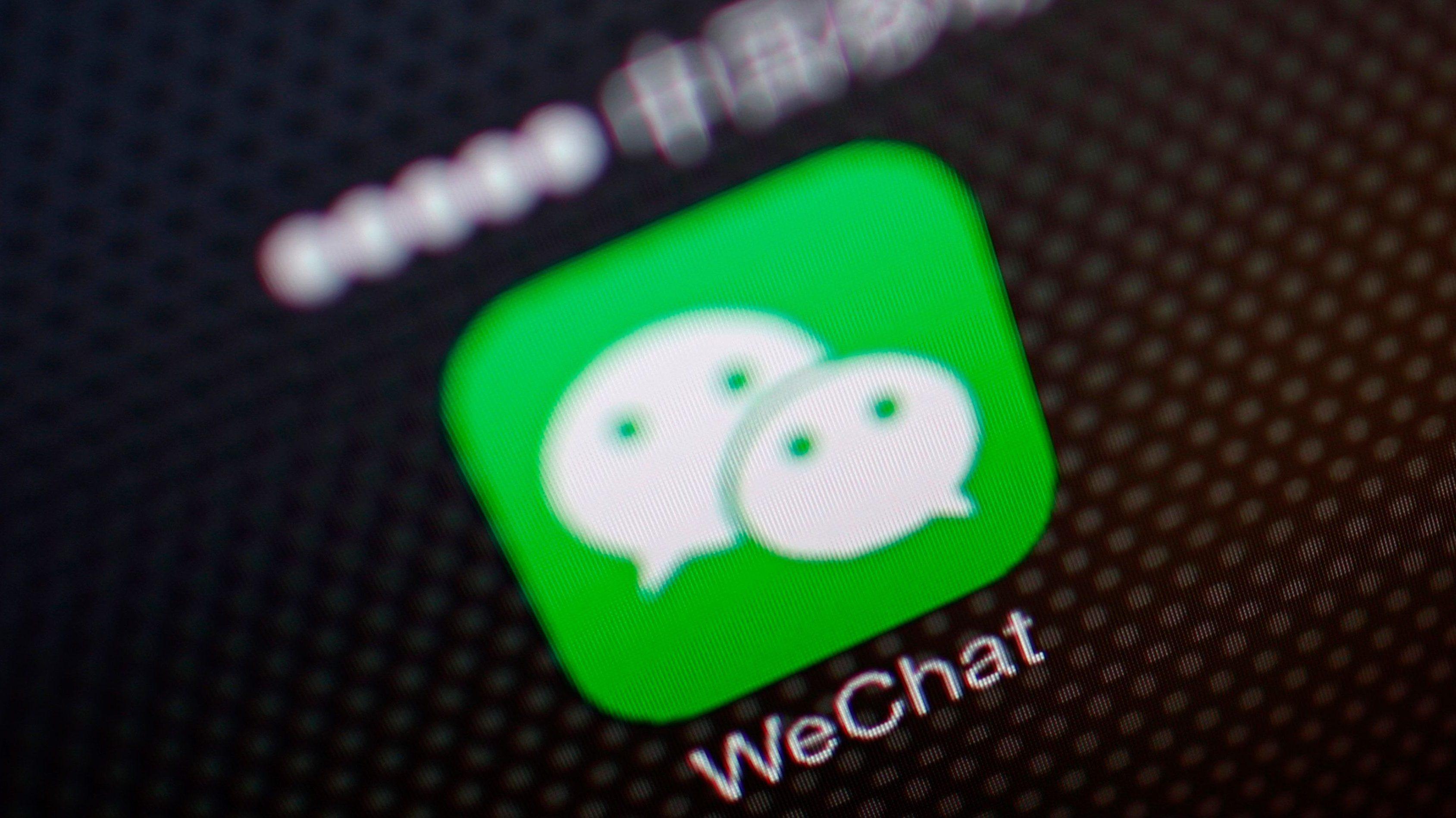 WeChat challenger Bullet Message now tops in China's App Store — Quartz
