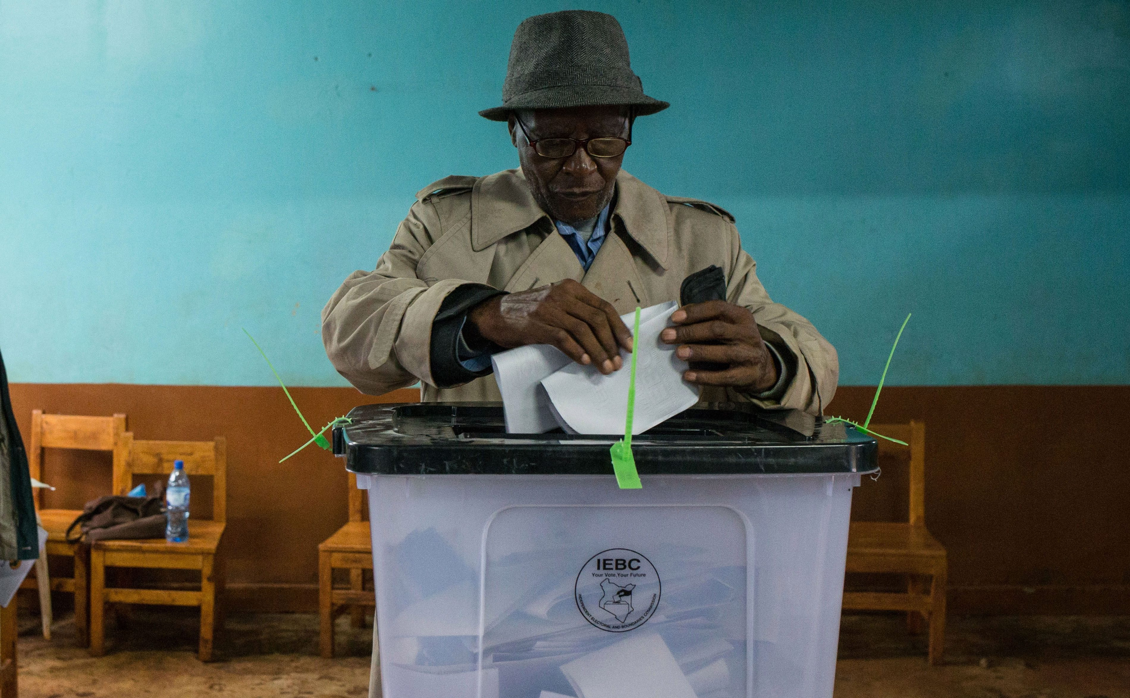 Blockchain won't solve all of Kenya's elections problems