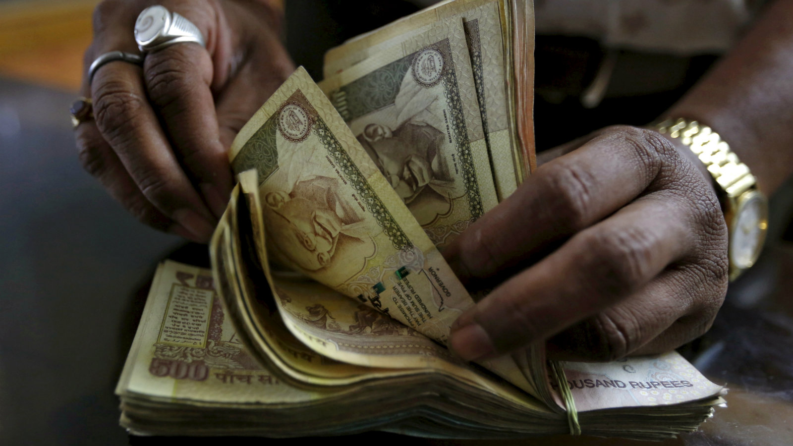 India's central bank just proved demonetisation was for nothing