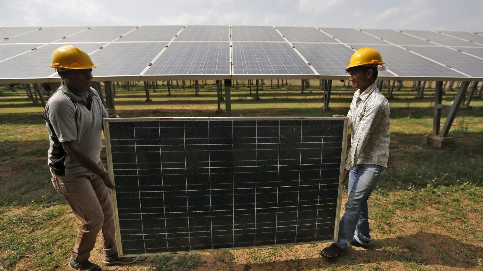 Poor quality solar panels may ruin India's renewable energy boom