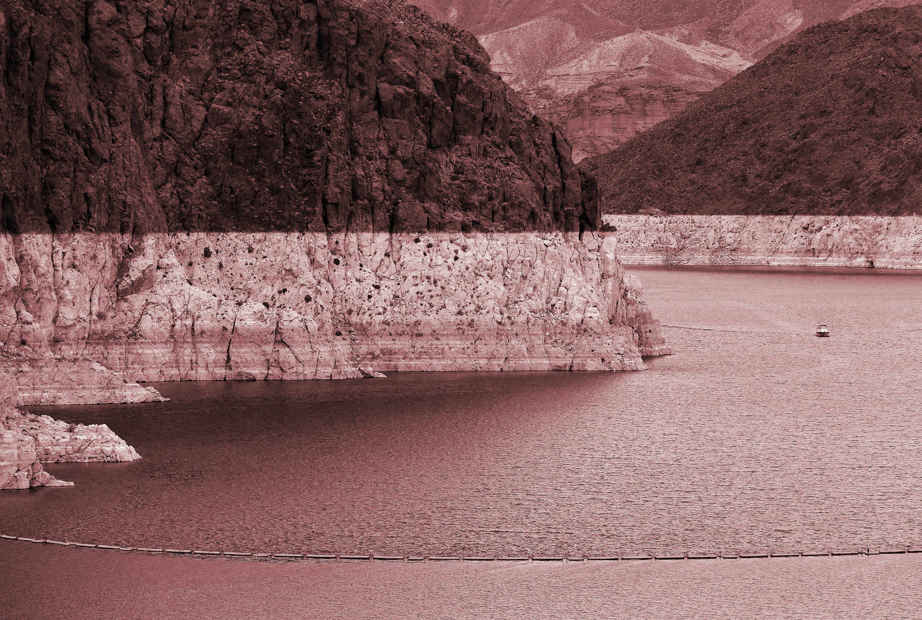 d4f3f0827 Aqueduct systems move water out of the Colorado River and out to various  farming regions and ...