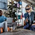 The Magic Leap One headset