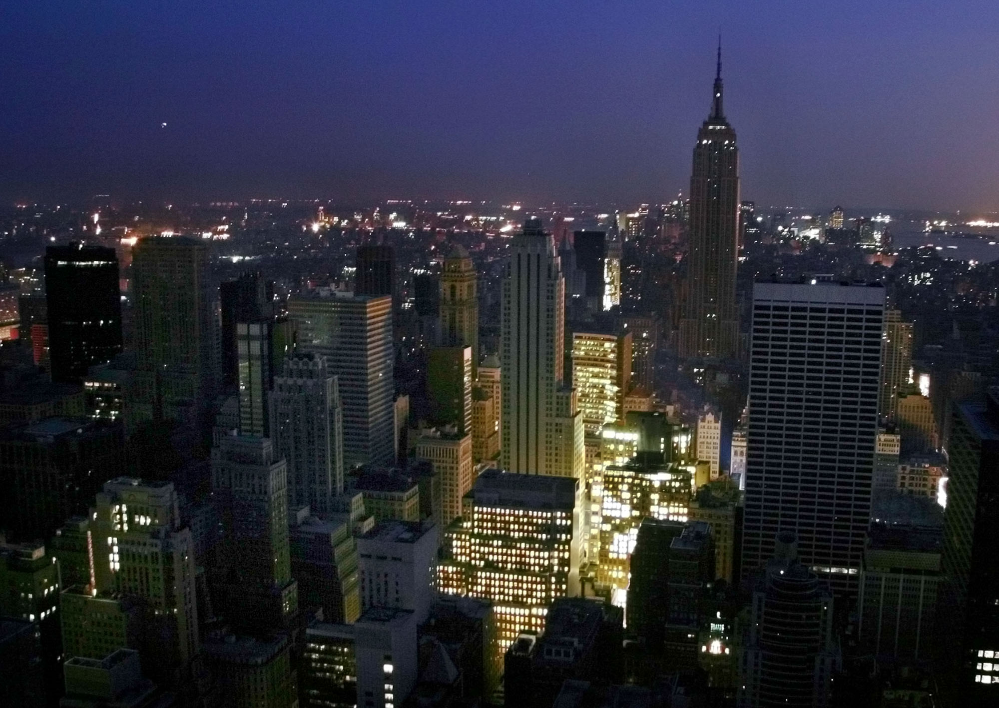Pictures Of New York City U0026 39 S 2003 Blackout  U2014 Quartz