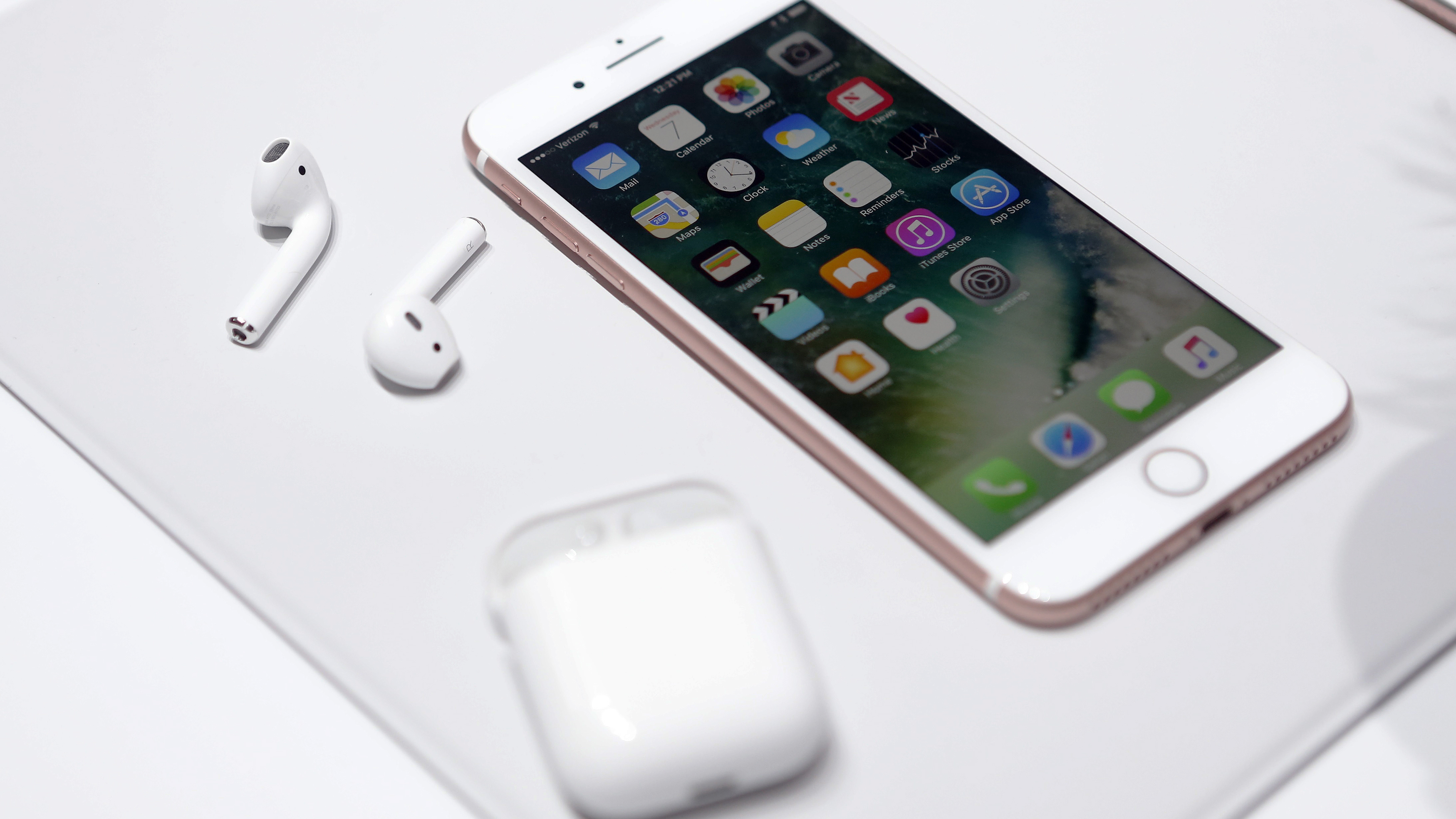 The Next Iphone Reportedly Won T Come With A Headphone Dongle Quartz