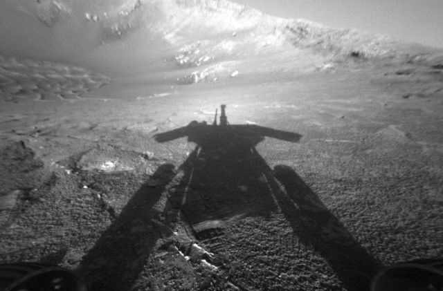 Mars rover: The end of an Opportunity?