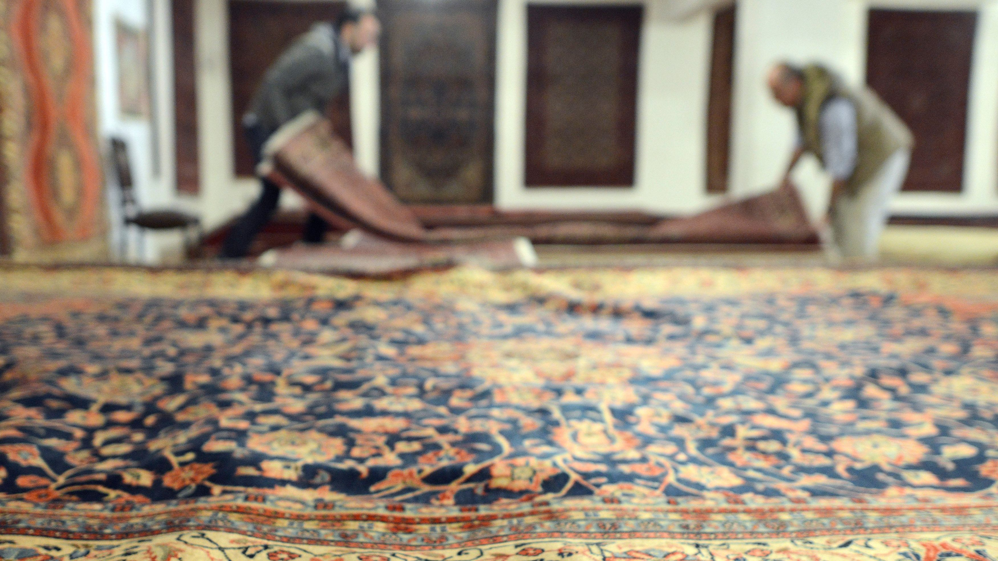 America S Persian Rug Pipeline Is About To Dry Up