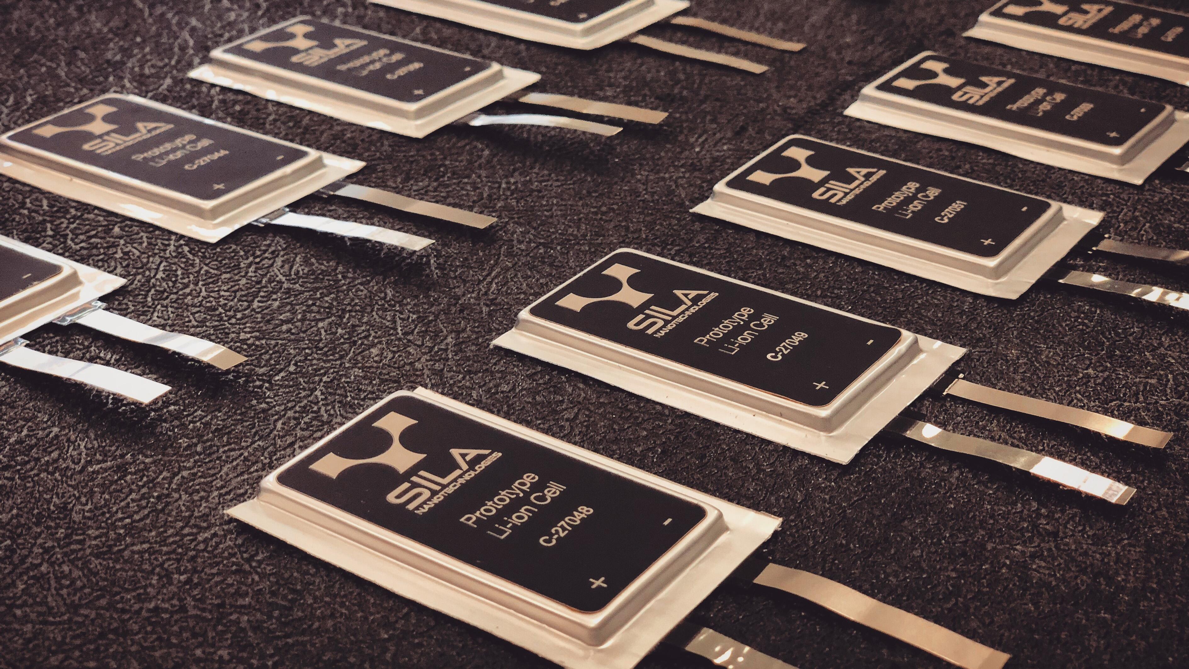 Sila Nanotechnologies has raised $70 million to build a