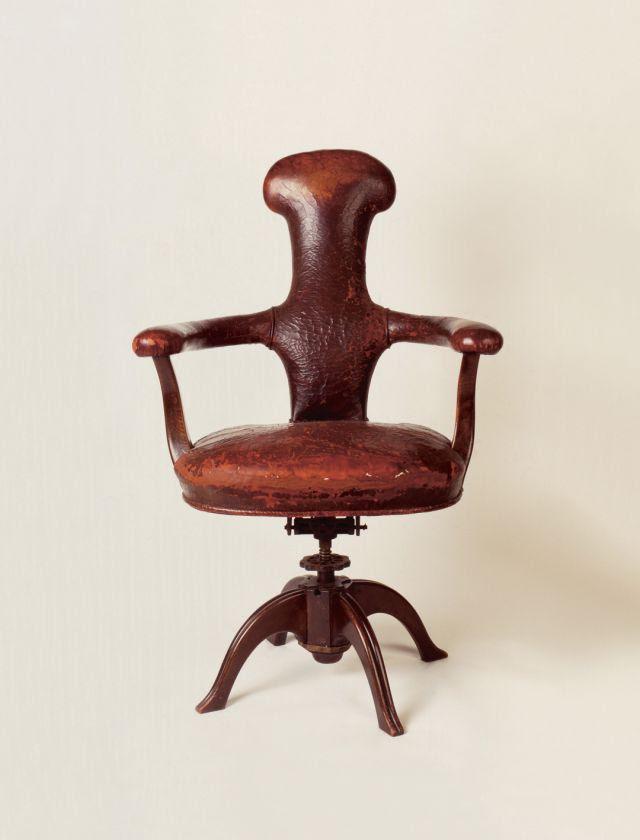 Η καρέκλα γραφείου τoυ Φρόιντ