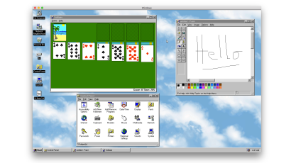 Windows 95 is now an app you can download on your Mac or PC — Quartz