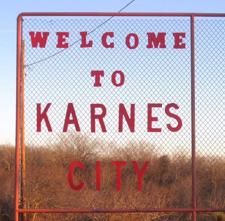 Welcome to Karnes City