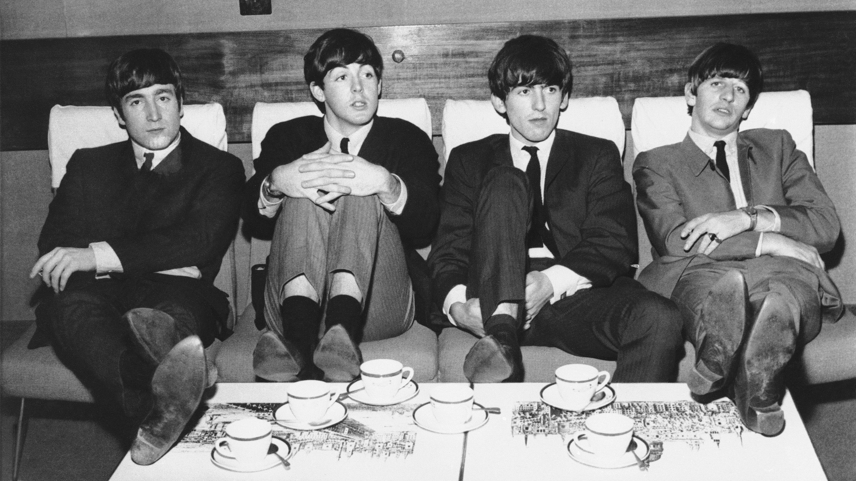 Nike owes its success to a Beatles song written in India — Quartz India