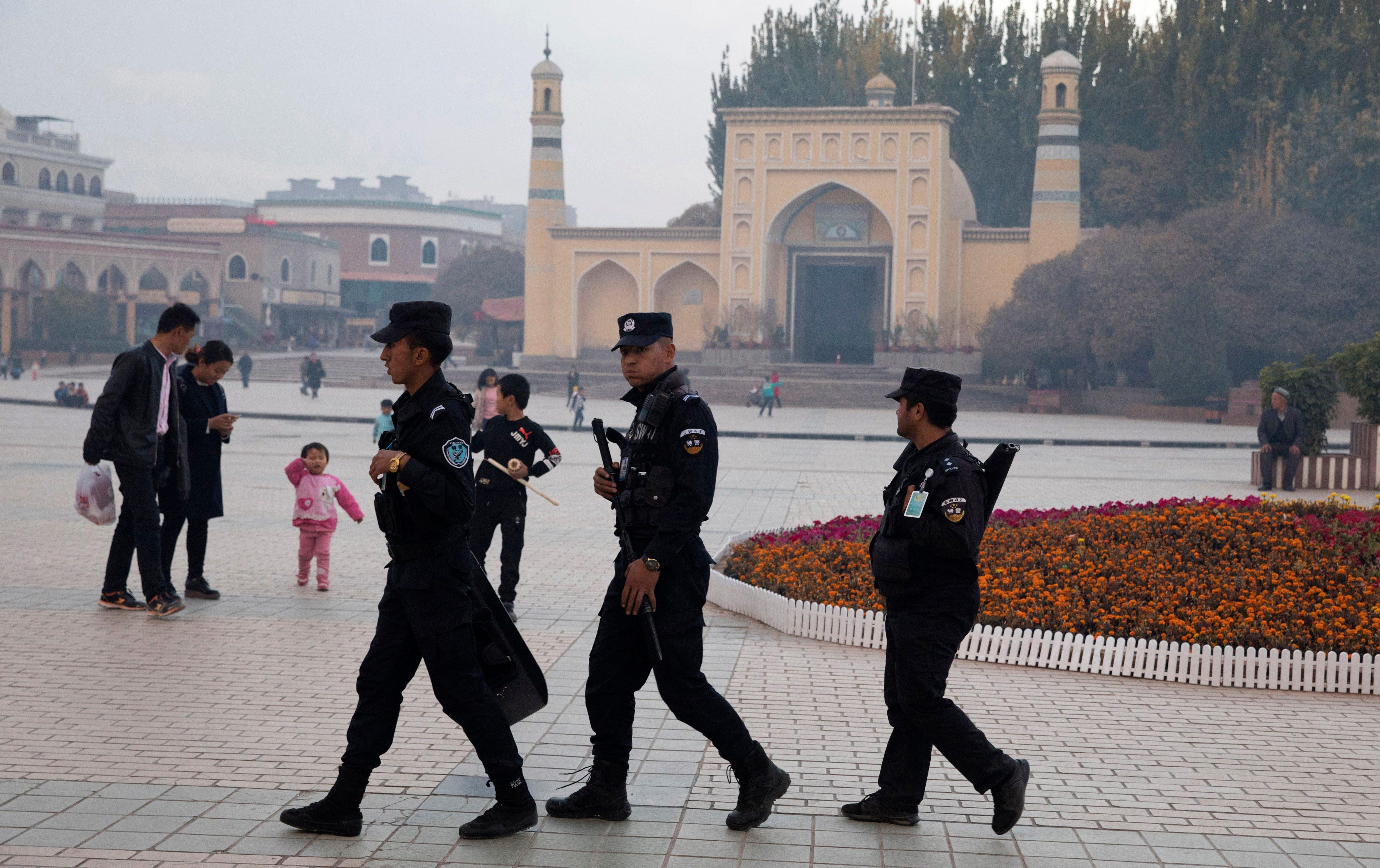 How Uyghur Muslims in China's Xinjiang became quarantined