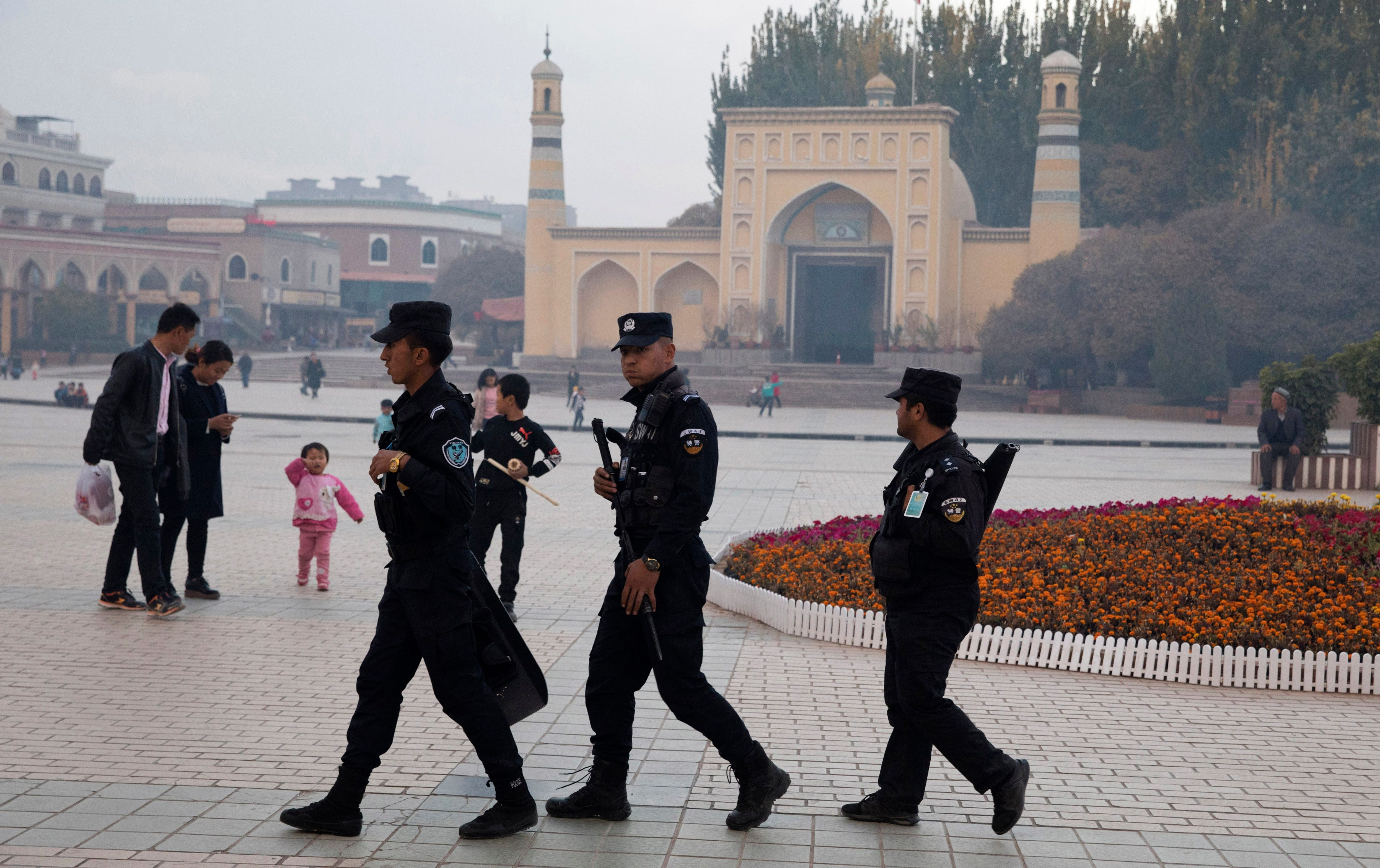How Uyghur Muslims in China's Xinjiang became quarantined