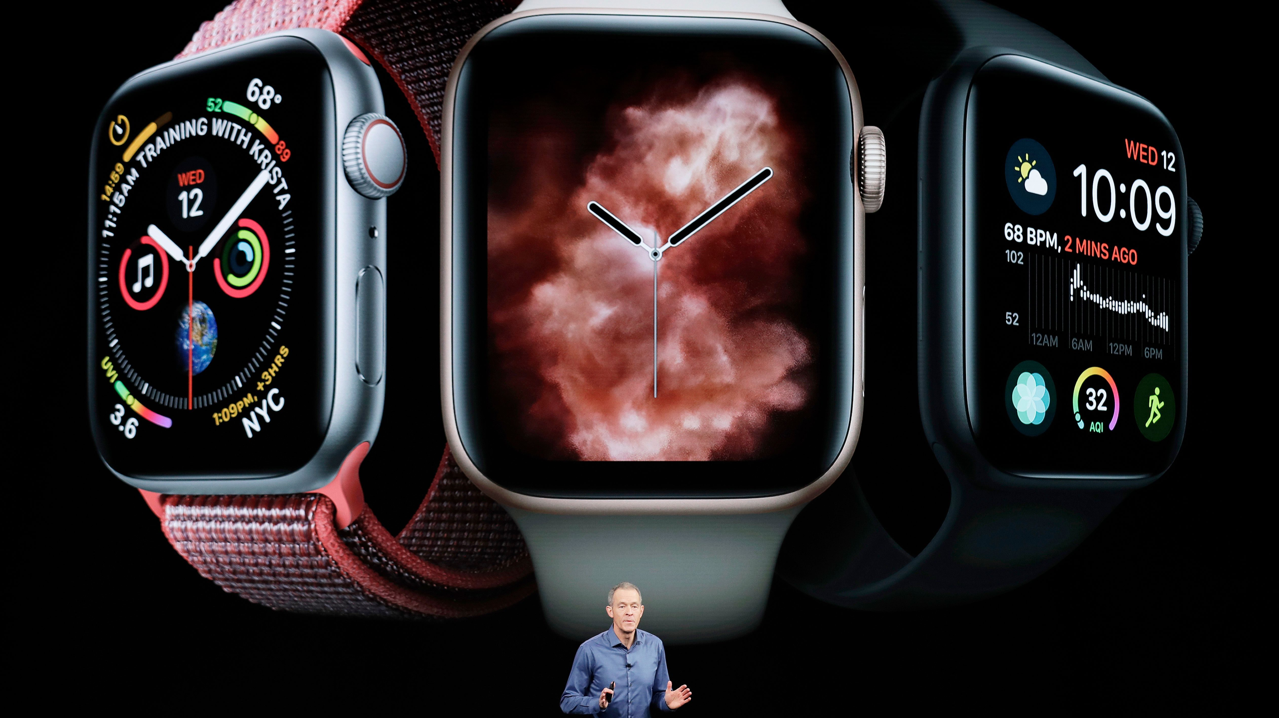 20903af2 The new heart-monitoring capabilities on the Apple Watch aren't all that  impressive
