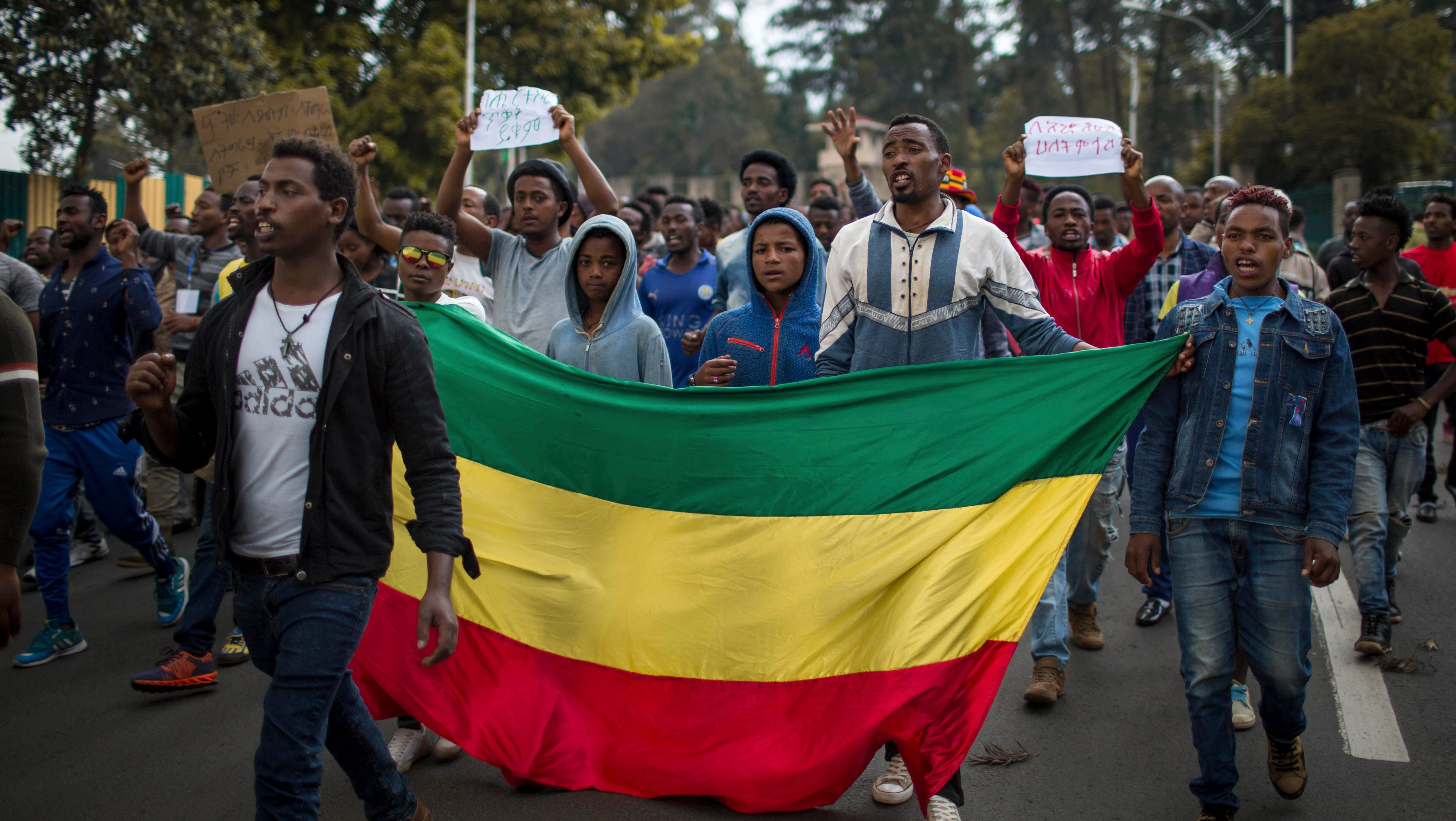 Ethiopia's deadly violence shows the fragility of a nation in democratic transition