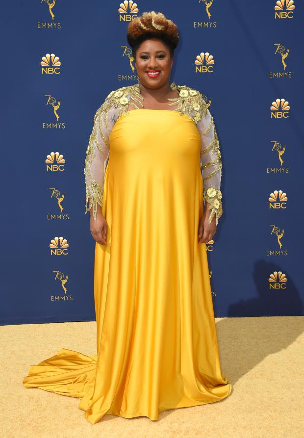 70th Emmys 2018: the yellow dress ruled the red carpet — Quartzy