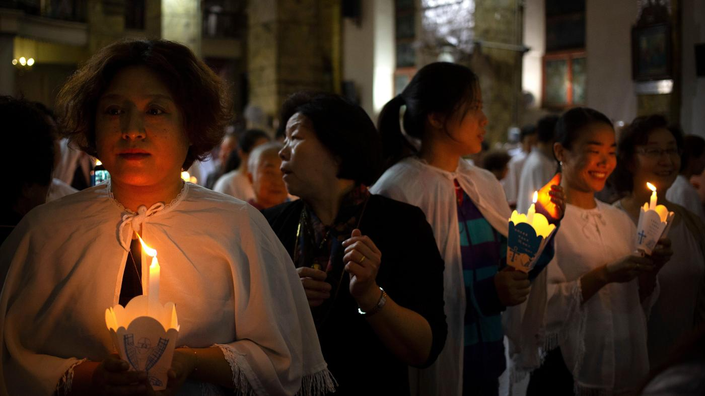 The Vatican has reached an historic deal with China
