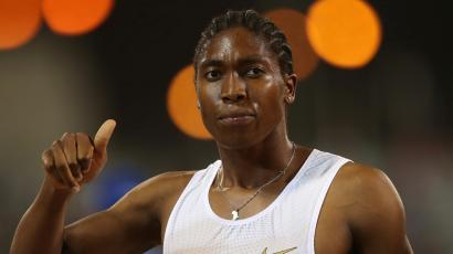 After Kaepernick, Nike backs South Africa runner Caster Semenya