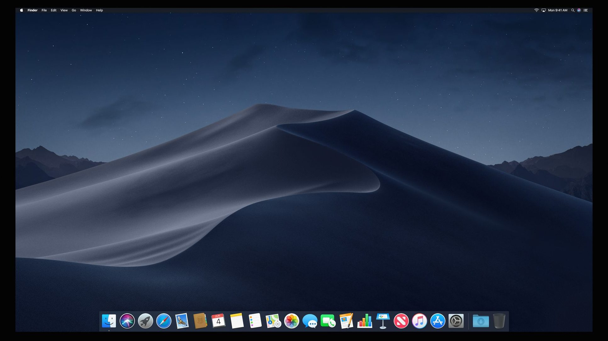 Apple S Macos Mojave How To Turn On Dark Mode For Every App Quartz