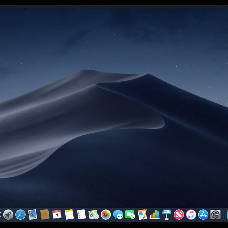 Apple's macOS Mojave: How to turn on