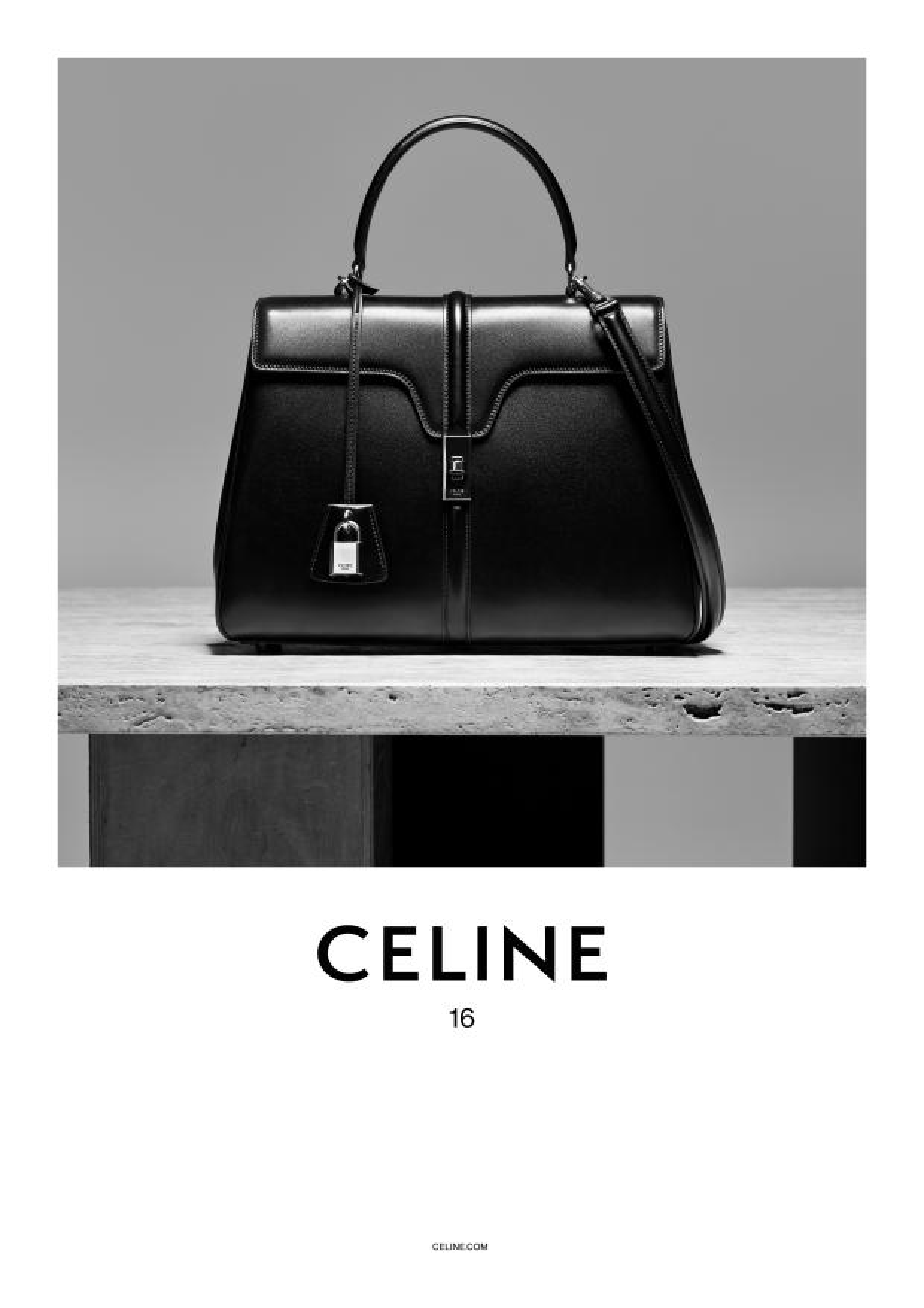 b952f3ba9c Hedi Slimane s Celine handbag is already looking like fall s