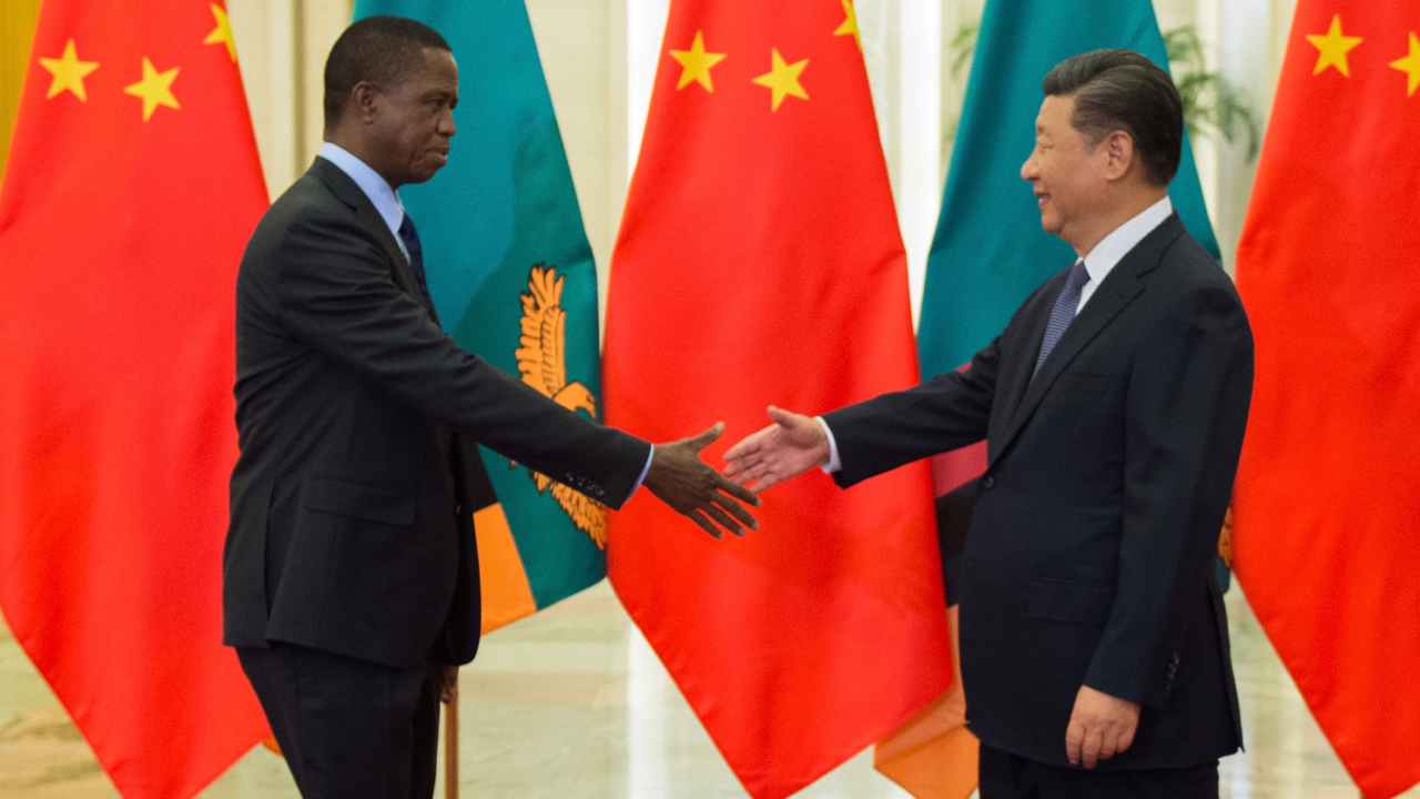 Zambia China debt crisis tests China-in-Africa relationship