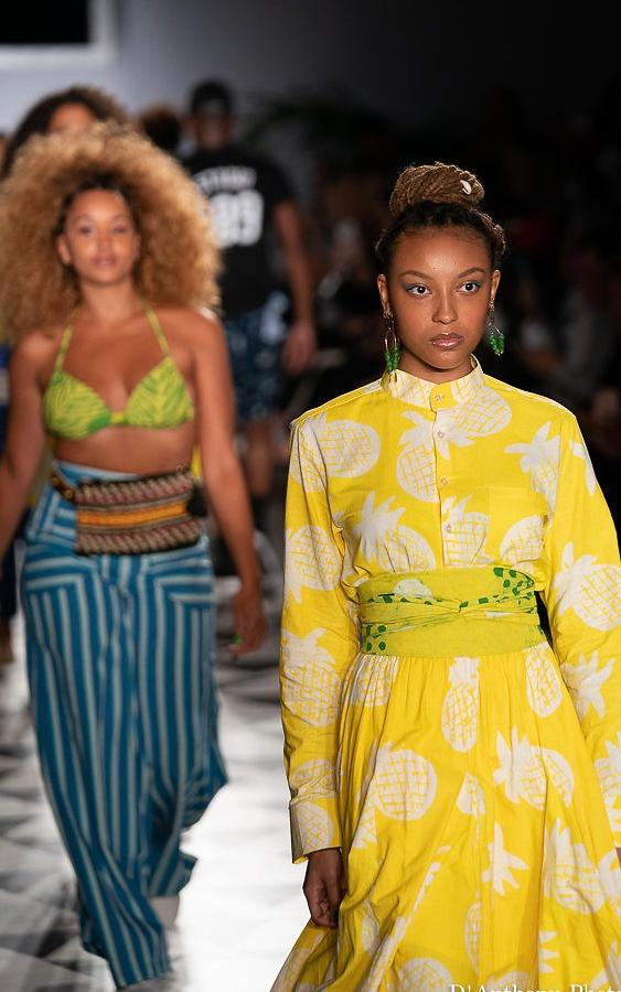 African Brands Show Sustainable Fashion At New York Fashion Week Quartz Africa