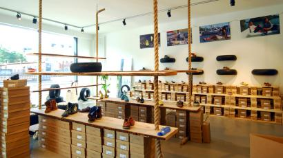 Ethiopian shoe brand Sole Rebels opens shop in Hamburg, Germany