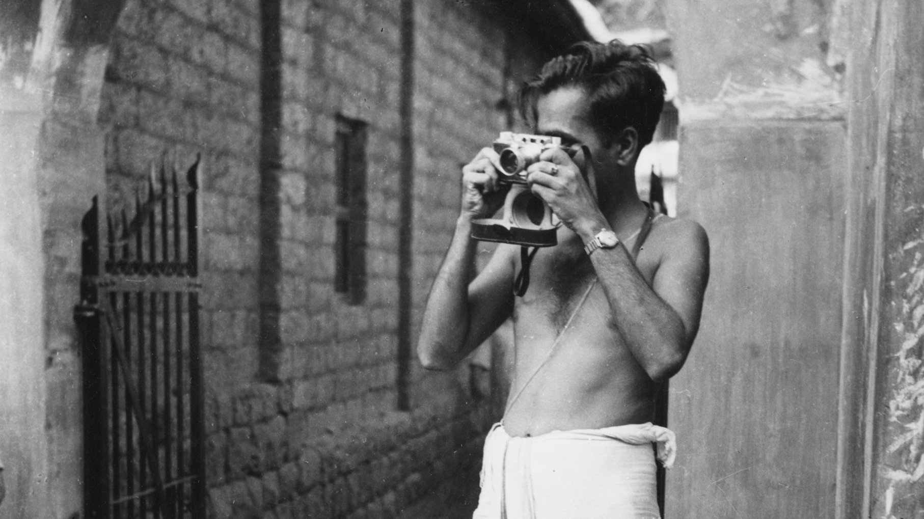 India in the '60s and '70s, captured by a pioneering photojournalist