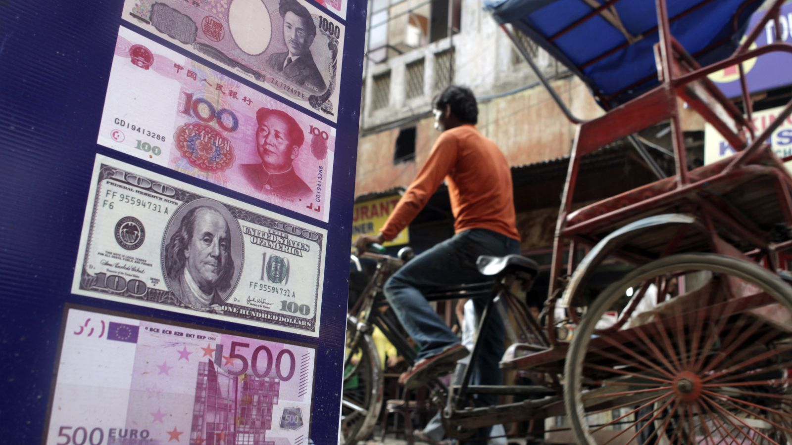 Why the Indian rupee is one of Asia's worst-performing