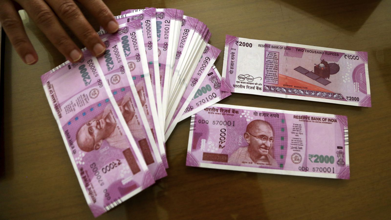 Narendra Modis Move To Stem Indian Rupees Slide May Not Help