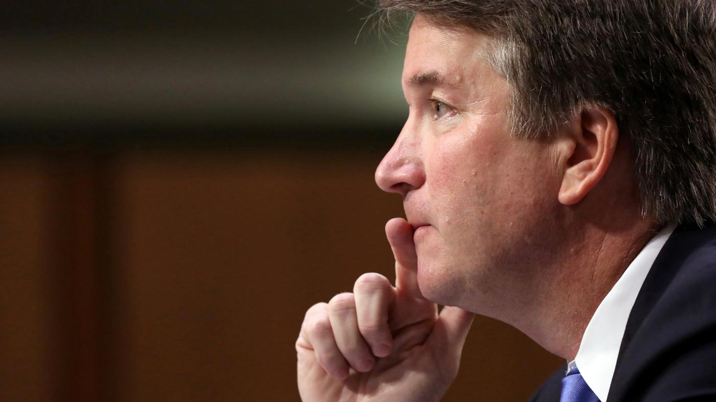 Kavanaugh's absurd claim that his sexual-assault allegations will scare off good people