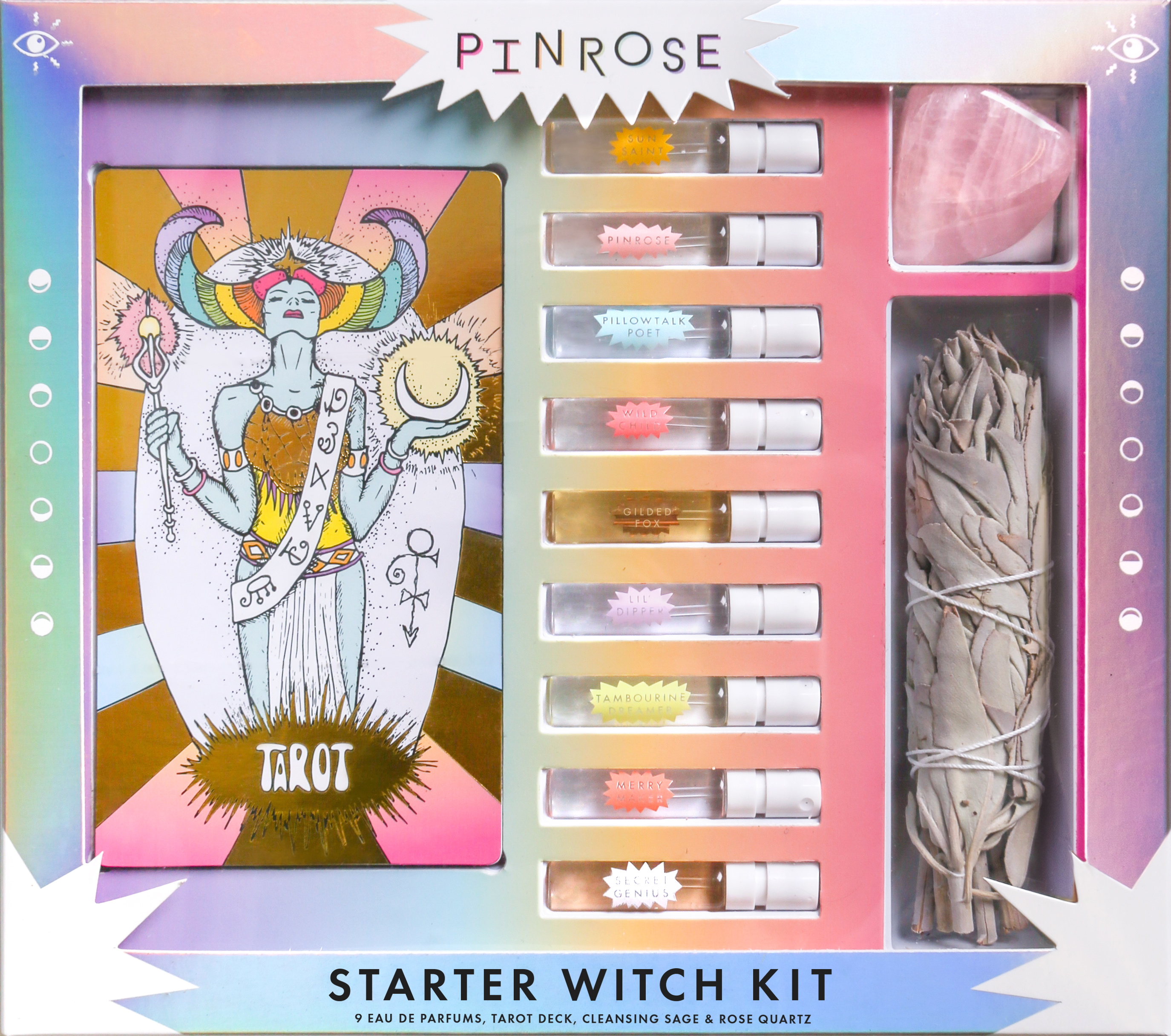 "Sephora's ""Starter Witch Kit"" by Pinrose has been canceled"