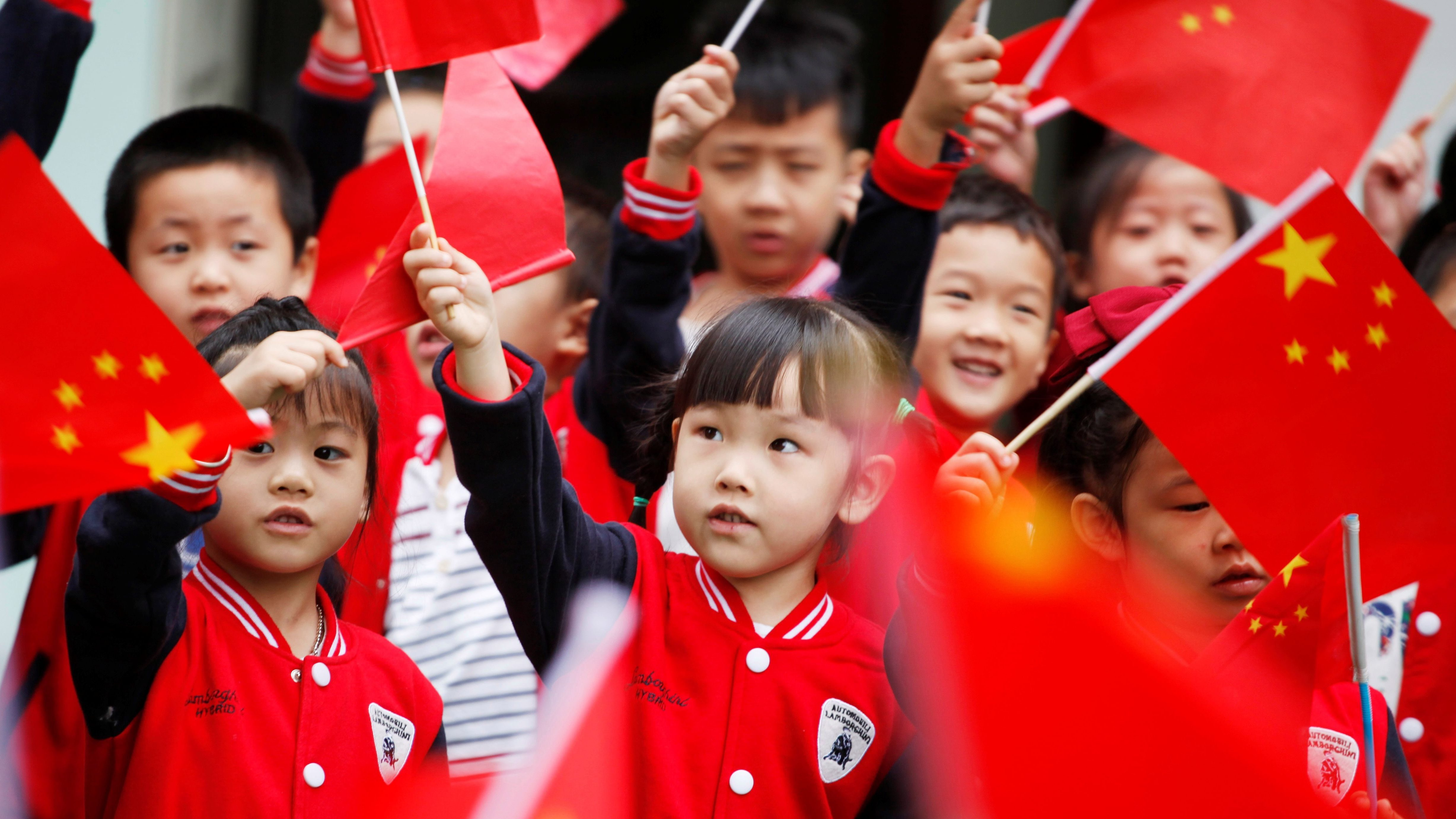 Chinese students need to learn Xi Jinping thought.