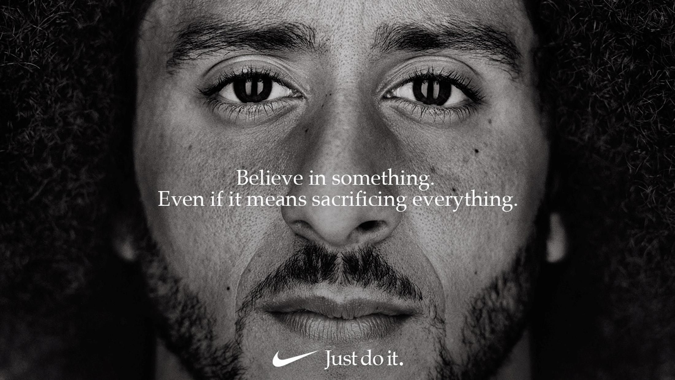 d7e7b545df231 A Nike boycott over Colin Kaepernick is unlikely to hurt the swoosh ...