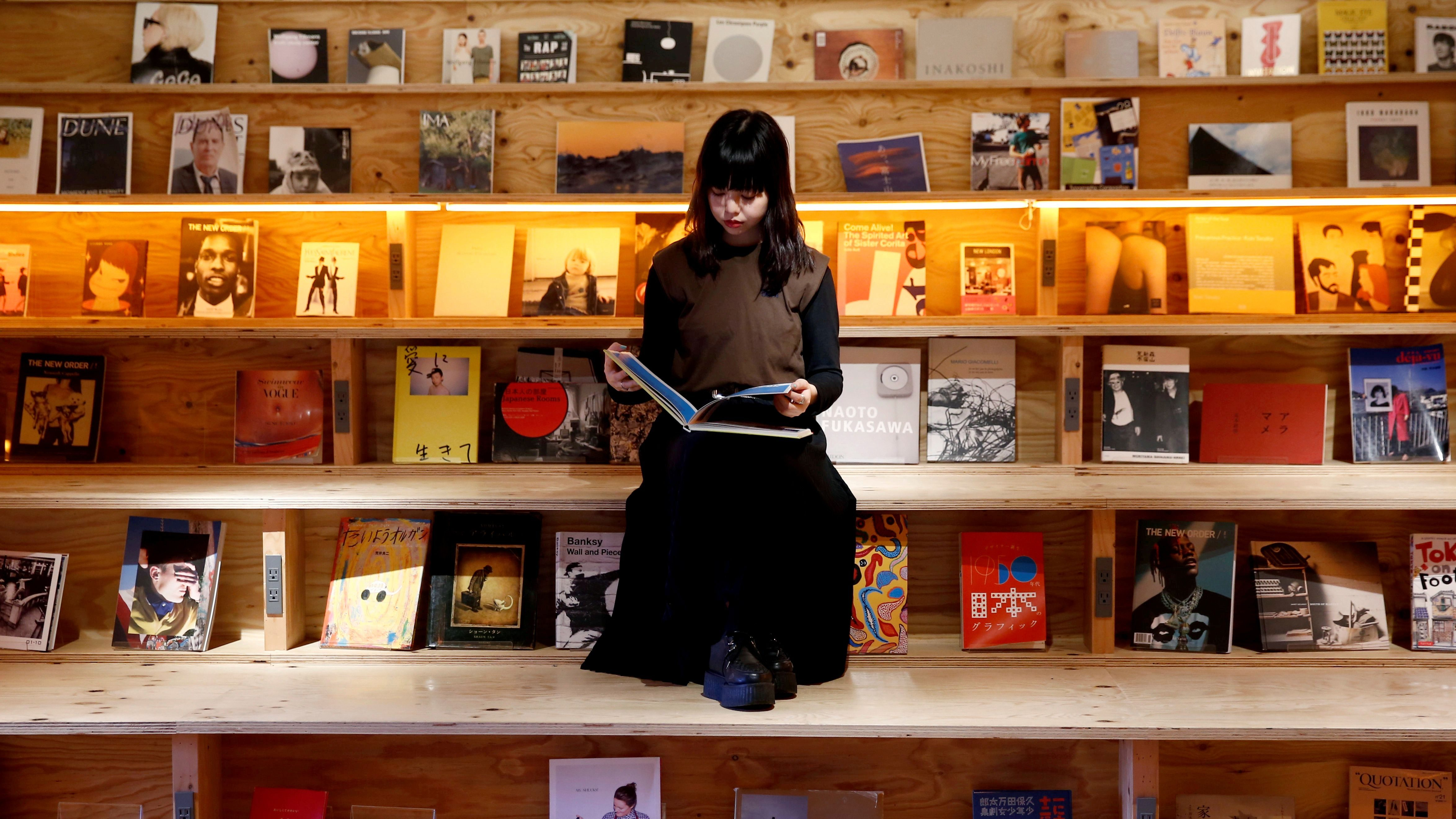 Book sales are up this year over last year, and physical books are thriving