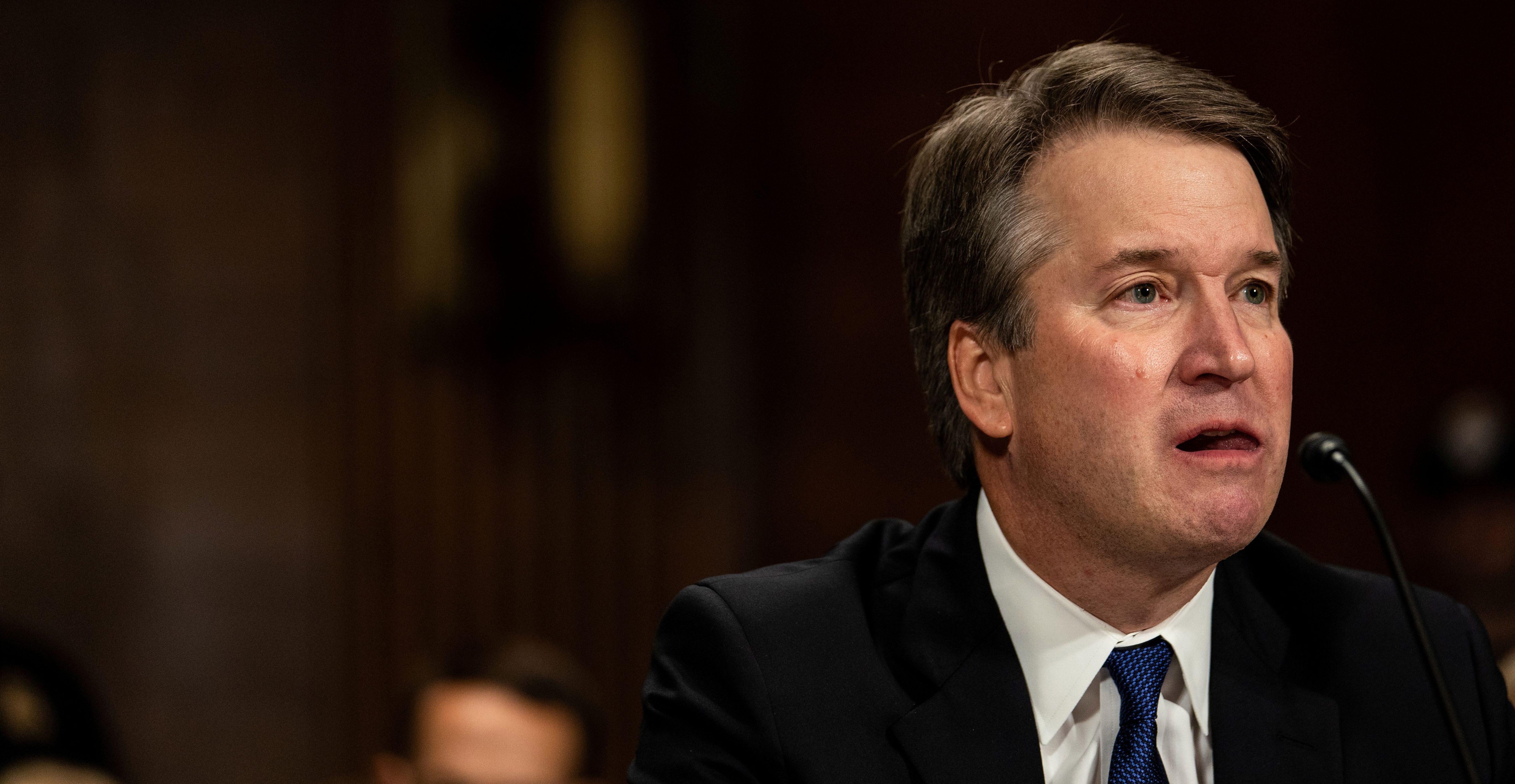Brett Kavanaugh testifies before Senate judiciary committee