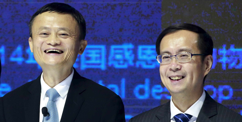 Daniel Zhang Will Replace Jack Ma As Alibaba Chairman In 2019 Quartz