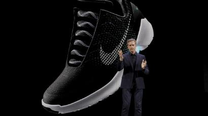 02ee484947c904 The next generation of Nike s auto-lacing sneakers will debut in pro sports  within a year